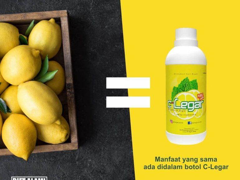 Manfaat Jeruk Lemon Jawa Barat bagi kesehatan