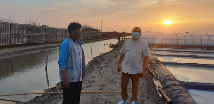 Agro Jabar Serap Garam Petani Lokal untuk Kebutuhan Bansos