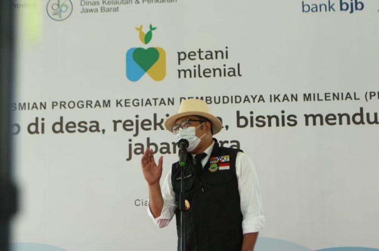 Resmikan PIM, Ridwan Kamil : Tugas Saya Memfasilitasi