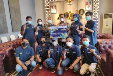 Pusri Gandeng PT Agro Jabar Luncurkan Millennial Agrosolution